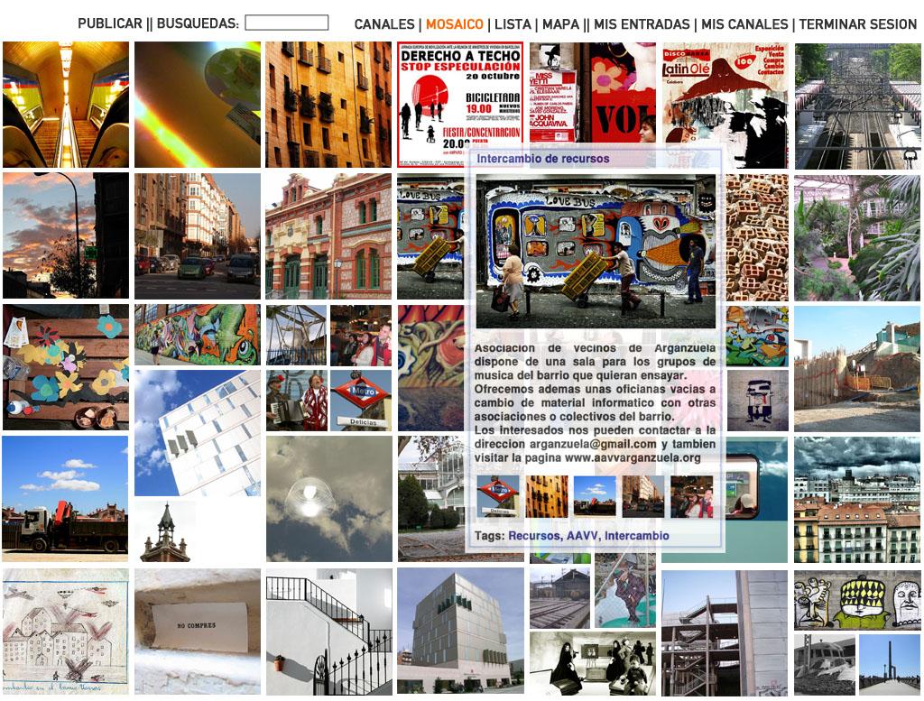 mosaico_Todo sobre mi barrio_Urbano humano
